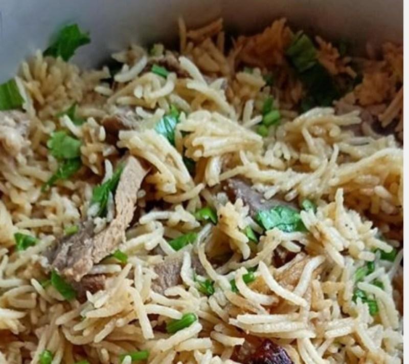 Resepi Nasi Daging Berempah Kurma