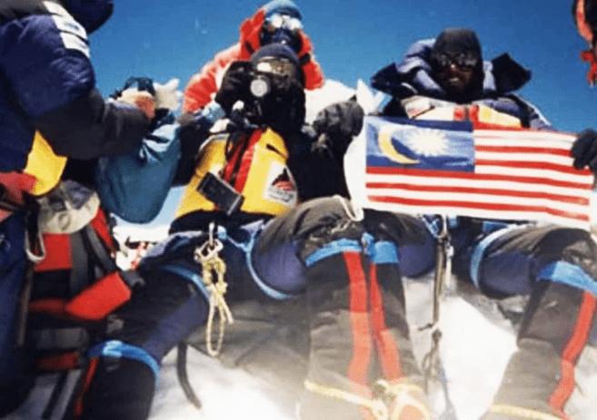Virus Hingga di Everest