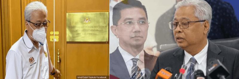 Analisis: Kenapa nak kalut sangat pasal Ismail Sabri-Azmin?