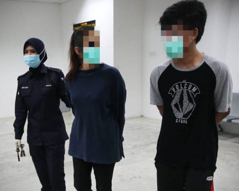 Janda mangsa rogol didakwa edar dadah