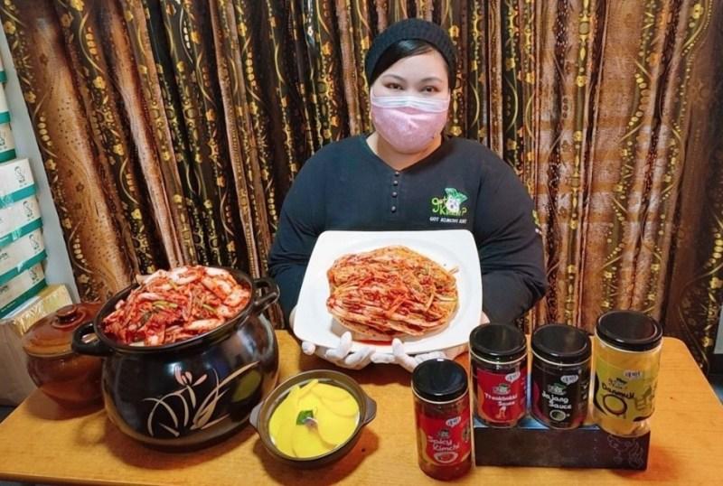 Tauke Got Kimchi, hanya bermula dengan 3 biji kubis