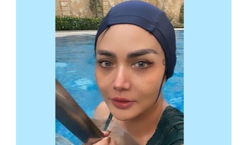Krisdayanti digelar Gadis Baywatch Indonesia