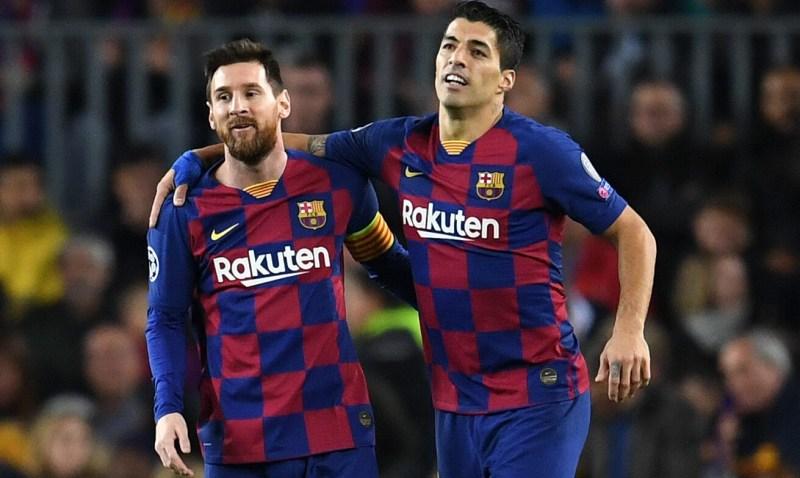 Suarez anggap Messi bukan sahabat atas padang COPA America