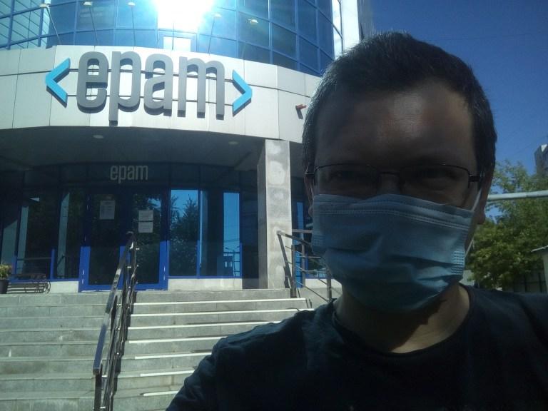 EPAM Kazakhstan Karagandy office