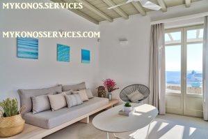 rent villa mykonos - mykonos services 6