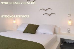 D Angelo villa sea view - rent villa mykonos services 111