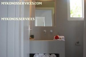D Angelo villa sea view - rent villa mykonos services 13131313