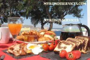D Angelo villa sea view - rent villa mykonos services 6