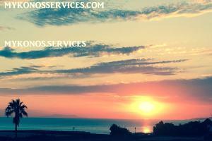Villa D Angelo Sunset Penthouse by the wind mills - mykonos services - rent villa mykonos 17