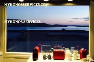 Villa D Angelo Sunset Penthouse by the wind mills - mykonos services - rent villa mykonos 2