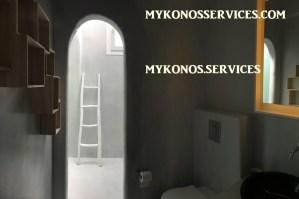 Villa D Angelo Sunset Penthouse by the wind mills - mykonos services - rent villa mykonos 9