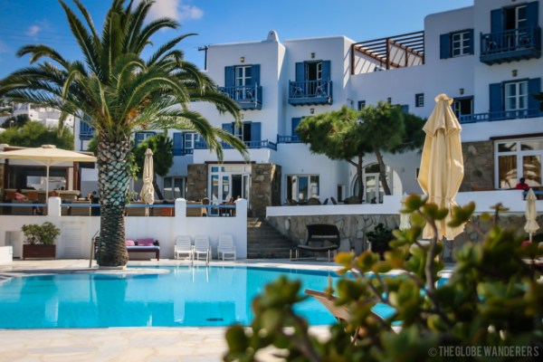 10 Reasons to go to Mykonos - the sunshine