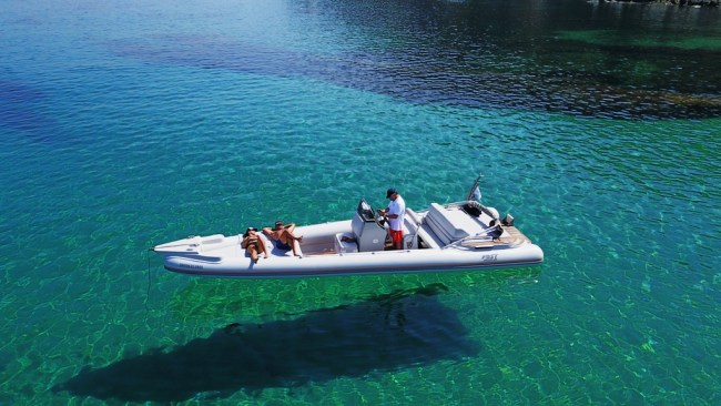 Don Blue - Mykonos Rib Cruises