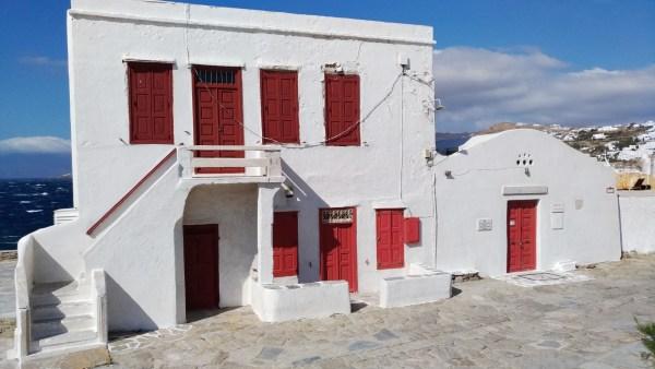 Folklore Museum Mykonos island, Greece - Mykonos Traveller