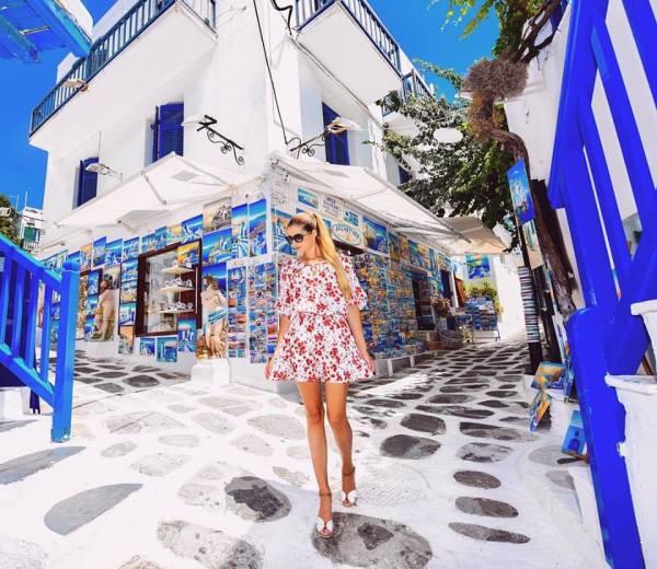 Mykonos island Greece - Mykonos Traveller