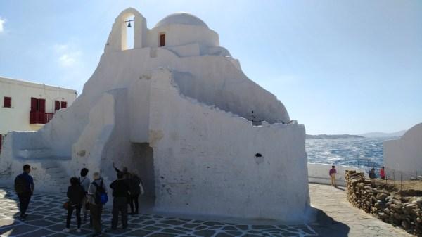 Panagia Paraportiani Mykonos island, Greece - Mykonos Traveller