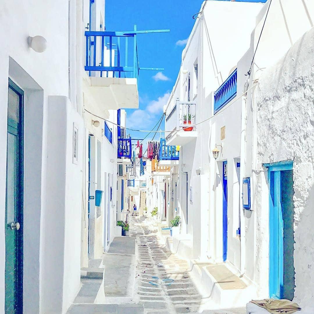 Mykonos island, Greece - Mykonos Traveller