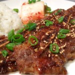 #4 Kalbi 갈비 (Korean BBQ Beef Short Ribs)