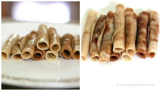 Rolled Churros