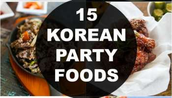 Easy kimbap korean sushi roll my korean kitchen 15 korean foods that will impress your party guests forumfinder Image collections