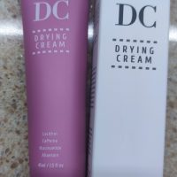 Cos de Baha Drying Cream for Face Sebum Control Oily Skin with Hydrogenated Lecithin + Niacinamide 5%