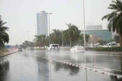 Heavy Rain with Thunderstorm Expected in Kuwait