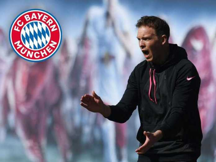 Officially Bayern Munich signed a contract with Julian Naglismann to be their new coach
