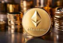 Cryptocurrency Ether breaks a record