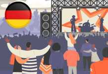 Germany will allow concerts to be held in the open air