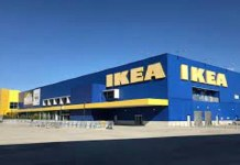 IKEA launched a mobile shopping App to buy goods online from home