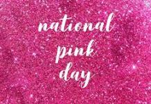 What is National Pink Day?