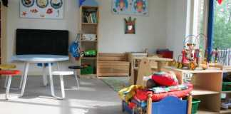 Nurseries are not included in the decision to close children's activities