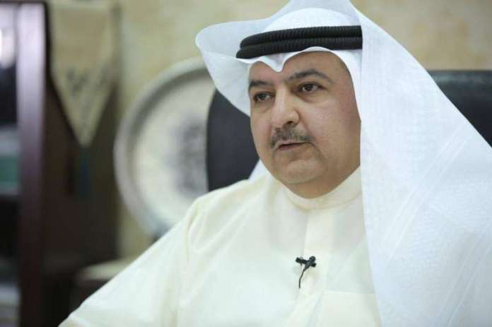 """Al-Mousa was suspended from work due to the """"60"""" decision"""