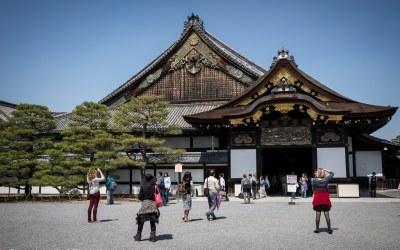 Nijo Castle, Shogun Residence