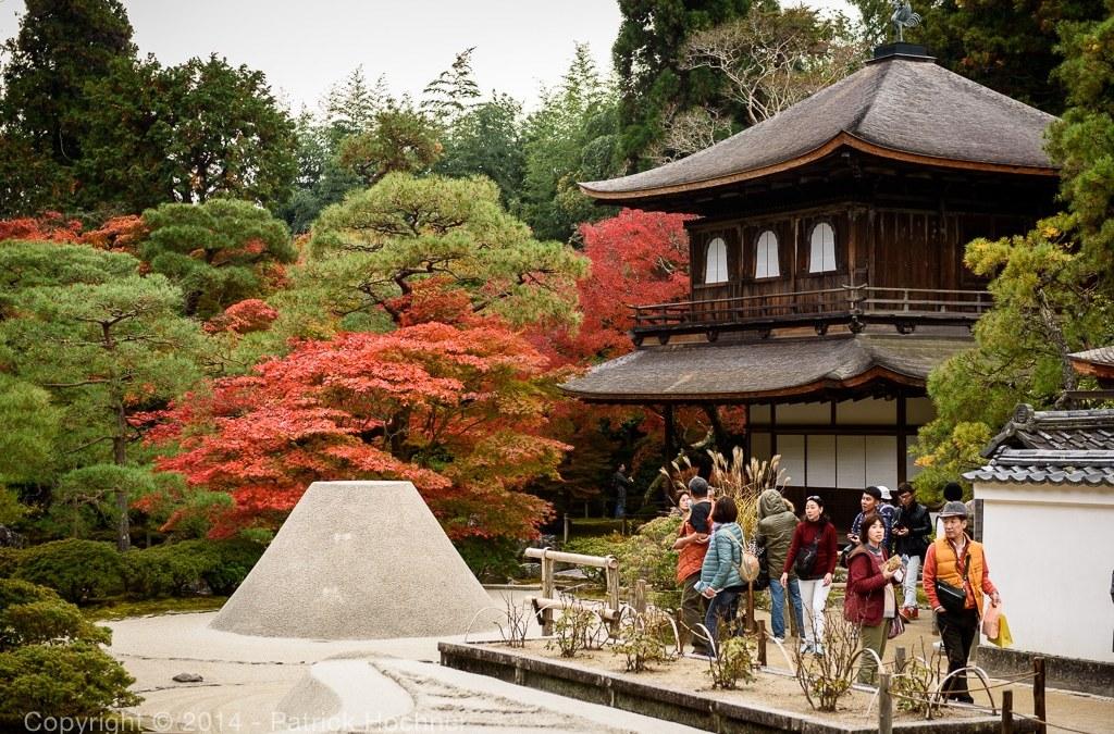 Ginkakuji, the Silver Pavilion