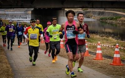 Kyoto Marathon 2015
