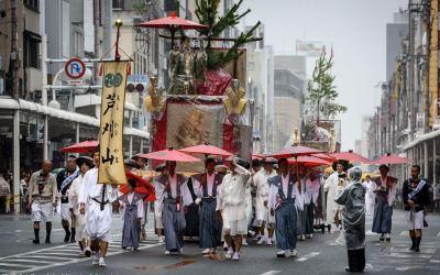 Yamaboko Junko, Gion Matsuri