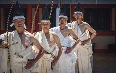 Shuba-Shinji Archery Ceremony
