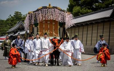 The Aoi Matsuri Festival