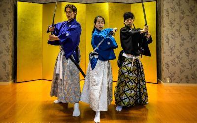 Samurai Kembu Theater