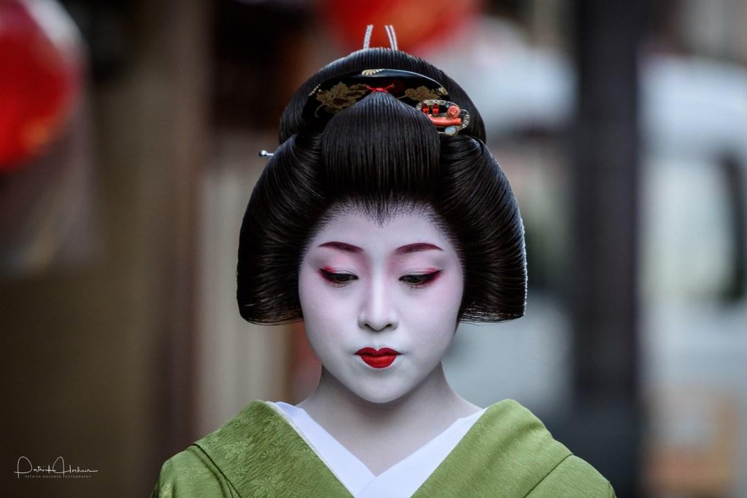 Portrait of a Geiko