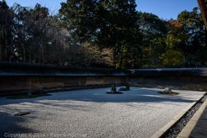 Ryoanji, Zen rock garden