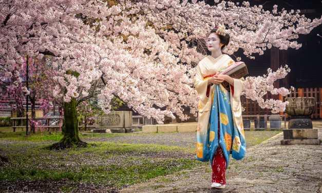 Photoshoot with Maiko Fukuharu