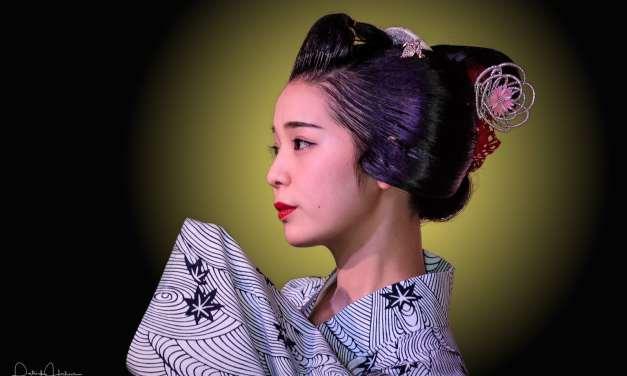 Katsuyama Hairstyle for Gion Matsuri