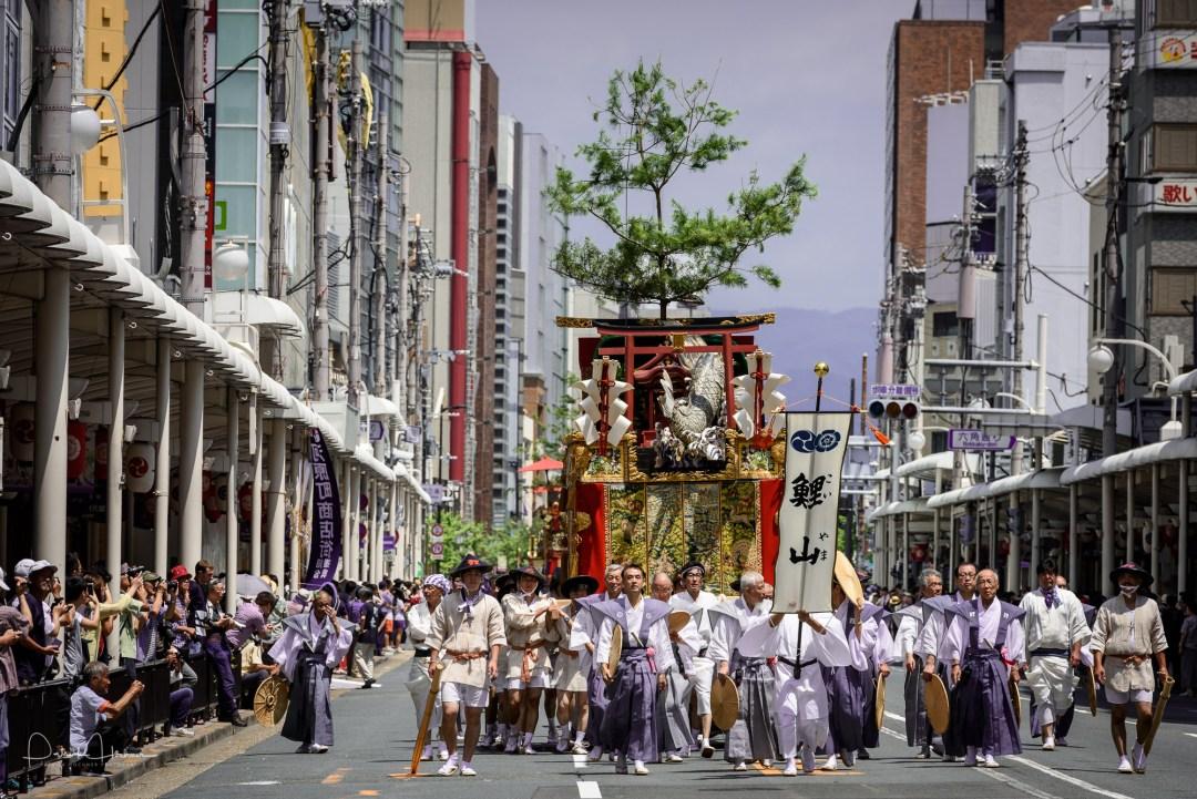 Ato Matsuri, Yamaboko Junko Procession, Gion Matsuri, Kyoto