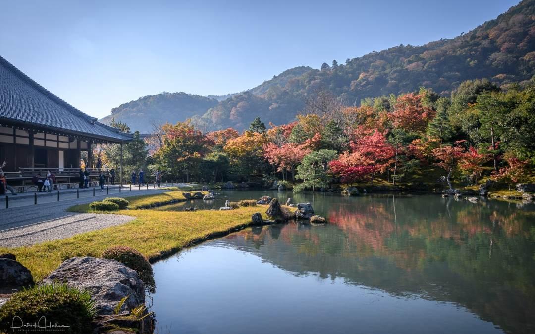 Tenryu-ji Temple – Fall 2017