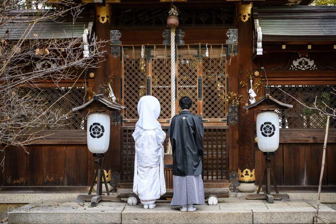 Imamiya Jinja Shrine, Kyotop