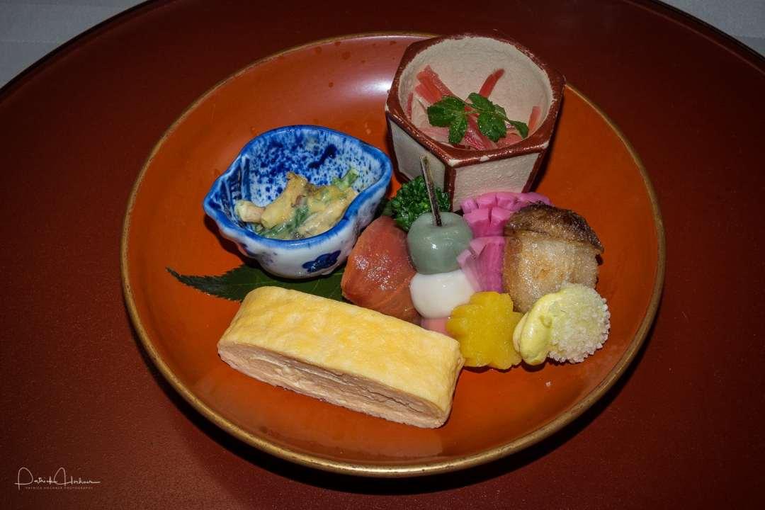 Kyo Kaiseki or Kyoto Haute Cuisine at Harise, Kyoto