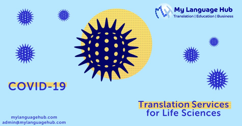 Translation Services for the Life Sciences and Clinical Trials in response to COVID-19