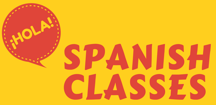 Spanish for adults and children at Mrs Howard Memorial A